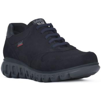 Schoenen Heren Lage sneakers CallagHan BALI MARINO Blu