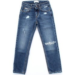 Textiel Kinderen Straight jeans GaËlle Paris 2731D0024 Blue Denim