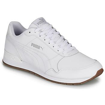 Schoenen Heren Lage sneakers Puma ST RUNNER Wit
