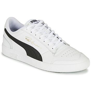 Schoenen Heren Lage sneakers Puma RALPH SAMPSON Wit / Zwart