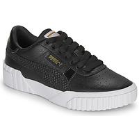 Schoenen Dames Lage sneakers Puma CALI Zwart