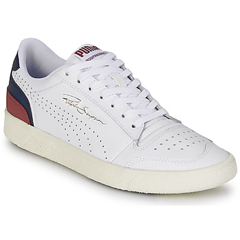Schoenen Heren Lage sneakers Puma RALPH SAMPSON Wit / Marine / Bordeau