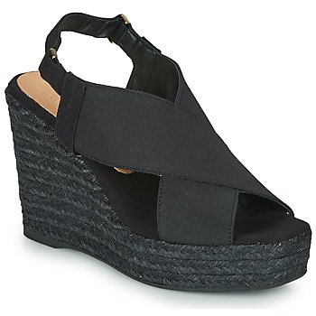 Schoenen Dames Sandalen / Open schoenen Castaner FEDERICA Zwart