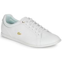 Schoenen Dames Lage sneakers Lacoste REY LACE 120 1 CFA Wit / Goud