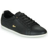 Schoenen Dames Lage sneakers Lacoste REY LACE 120 1 CFA Zwart / Wit