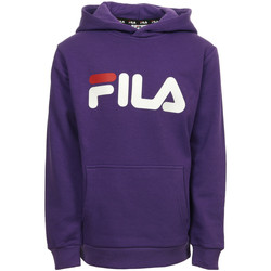 Textiel Kinderen Sweaters / Sweatshirts Fila Classic Logo Hood Kangaroo Kids