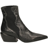Schoenen Dames Enkellaarzen Now DIAMANTE antracite