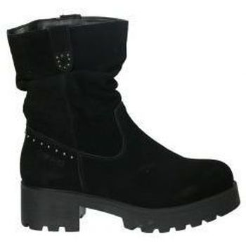 Schoenen Dames Enkellaarzen Chika 10 LEONOR 08 Noir