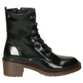 Schoenen Dames Enkellaarzen D'angela DCZ16317 Noir
