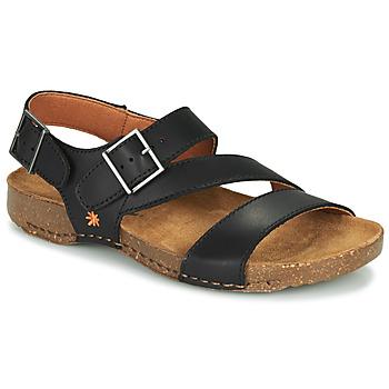 Schoenen Sandalen / Open schoenen Art I BREATHE Zwart