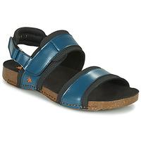 Schoenen Heren Sandalen / Open schoenen Art I BREATHE Blauw