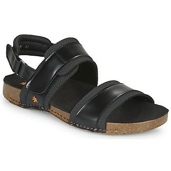 Schoenen Heren Sandalen / Open schoenen Art I BREATHE Zwart