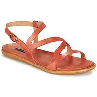 Schoenen Dames Sandalen / Open schoenen Neosens AURORA Rood