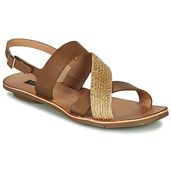 Schoenen Dames Sandalen / Open schoenen Neosens DAPHNI Bruin / Beige