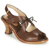 Schoenen Dames Sandalen / Open schoenen Neosens NEGREDA Bruin