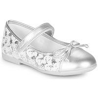 Schoenen Meisjes Ballerina's Chicco CLELIANA Zilver