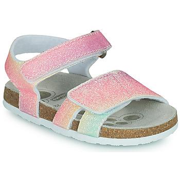Schoenen Meisjes Sandalen / Open schoenen Chicco FIORE Multicolour