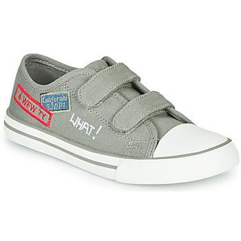Schoenen Jongens Lage sneakers Chicco COCOS Grijs
