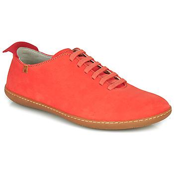 Schoenen Dames Lage sneakers El Naturalista EL VIAJERO Koraal