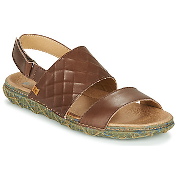 Schoenen Dames Sandalen / Open schoenen El Naturalista REDES Bruin