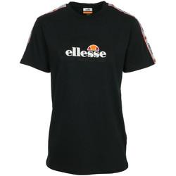 Textiel Dames T-shirts korte mouwen Ellesse Antalya Tee Wn's Zwart