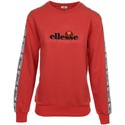 Textiel Dames Sweaters / Sweatshirts Ellesse Bodrum Sweatshirt Wn's Roze