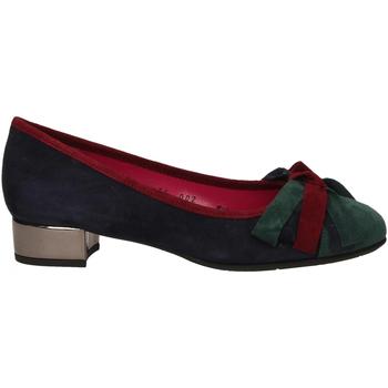 Schoenen Dames pumps Le Babe VELOUR blu
