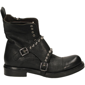 Schoenen Dames Laarzen J.p. David WEST LUX + BORCHIE nero