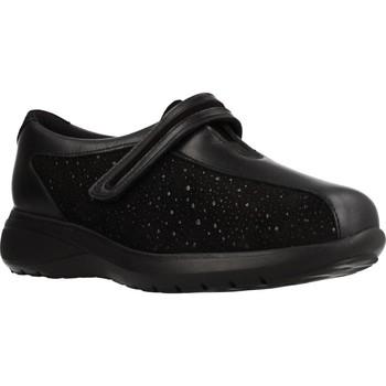 Schoenen Dames Derby Pinoso's 7238 G Zwart