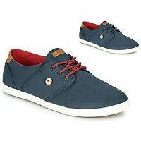 Schoenen Heren Lage sneakers Faguo CYPRESS Blauw / Bruin / Rood