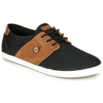 Schoenen Heren Lage sneakers Faguo CYPRESS Zwart / Bruin