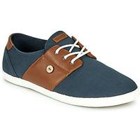 Schoenen Heren Lage sneakers Faguo CYPRESS Marine / Bruin