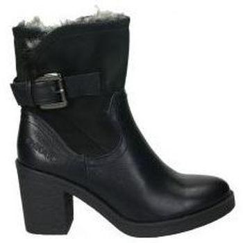 Schoenen Dames Enkellaarzen Chika 10 MARLEN 09 Noir