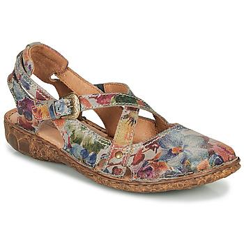 Schoenen Dames Sandalen / Open schoenen Josef Seibel ROSALIE 13 Grijs / Multi