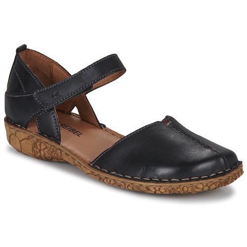 Schoenen Dames Sandalen / Open schoenen Josef Seibel ROSALIE 42 Zwart