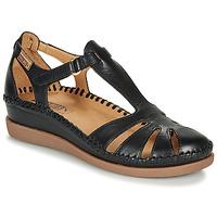 Schoenen Dames Sandalen / Open schoenen Pikolinos CADAQUES W8K Zwart