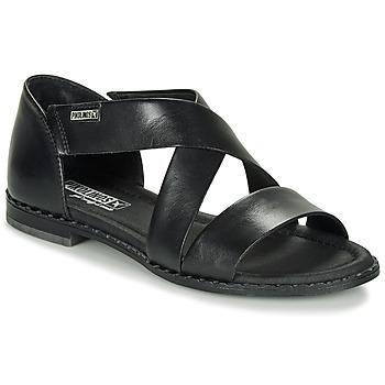 Schoenen Dames Sandalen / Open schoenen Pikolinos ALGAR W0X Zwart