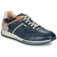 Schoenen Heren Lage sneakers Pikolinos CAMBIL M5N Marine