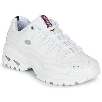 Schoenen Dames Lage sneakers Skechers ENERGY Wit