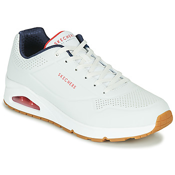 Schoenen Heren Lage sneakers Skechers UNO STAND ON AIR Wit
