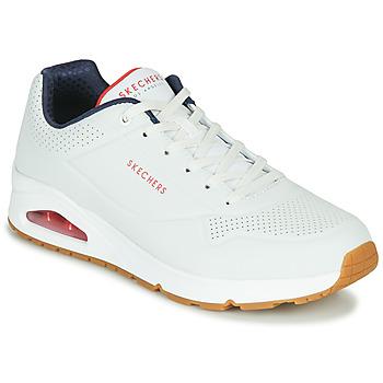 Schoenen Heren Lage sneakers Skechers UNO STAND ON AIR Wit