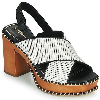 Schoenen Dames Sandalen / Open schoenen Tamaris CLAUDIE Wit
