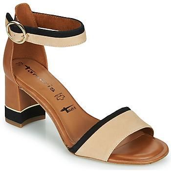 Schoenen Dames Sandalen / Open schoenen Tamaris DALINA Cognac