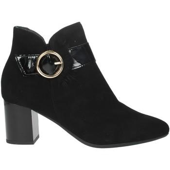Schoenen Dames Low boots Pitillos 5851 Black