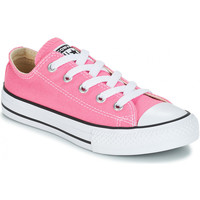 Schoenen Kinderen Lage sneakers Converse CHUCK TAYLOR Rose