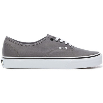 Schoenen Lage sneakers Vans AUTHENTIC Gris