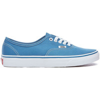 Schoenen Lage sneakers Vans AUTHENTIC Bleu