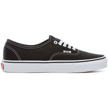 Schoenen Lage sneakers Vans AUTHENTIC Noir