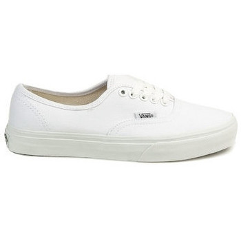 Schoenen Lage sneakers Vans AUTHENTIC Blanc