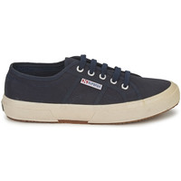 Schoenen Lage sneakers Superga 2750 - classic - Bleu